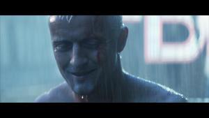 Like tears... in rain