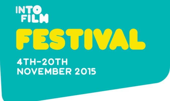 Into Film fest banner