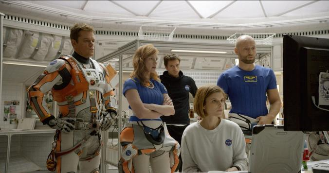 Martian Ares Crew